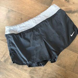 Nike Shorts - Plus size bike flex workout running shorts